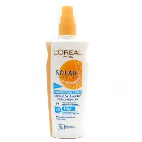 L'Oreal-Expert-Invisible-Protect-Spray-SPF30~Tattoo Aftercare - Tattoo Cream