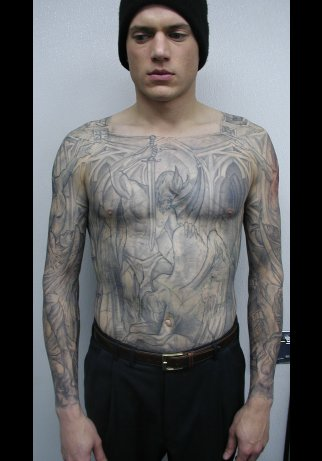 Prison Break Michael Scofield S Wentworth Miller Tattoo