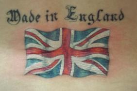 British English Bulldog Tattoo design photo picture idea