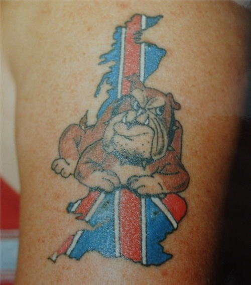 British english tattoo designs makesmeunique for Tattoos in the british army