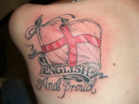 British English And Proud Tattoo design photo picture idea